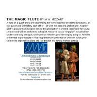 Mozart's Magic Flute at Temple Emanu-El of South Beach
