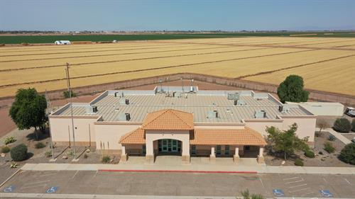 SDSU Imperial Valley Brawley Location