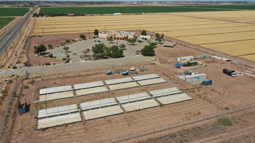 SDSU Imperial Valley Brawley Location with Sustainable Energy Center