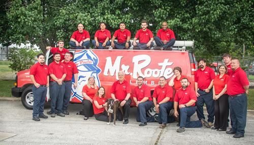 Meet your Mr. Rooter Plumbing Team!