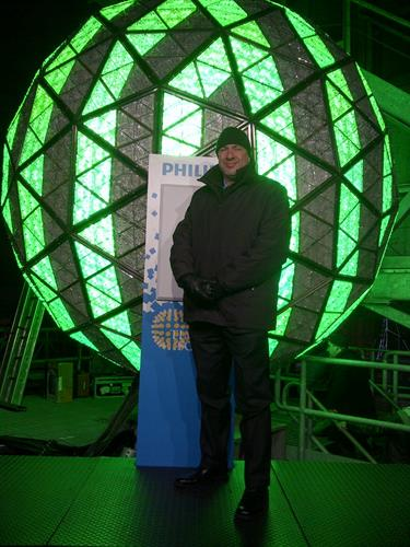 The Waterford NYE Ball