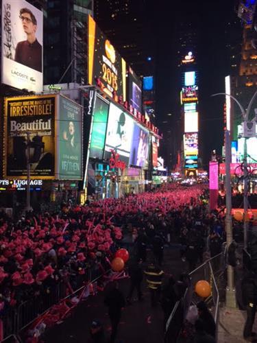 NYE-Times Square