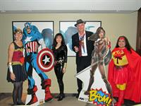 Super Heroes honored at Volunteer Luncheon with DRC-MC