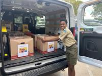 Eagle Scout Project to benefit Meals on Wheels Montgomery County