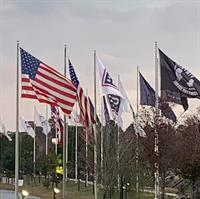 Montgomery County Veterans Memorial Park Commemorates 9/11 Attack- We Will Never Forget