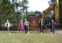 WOODFOREST NATIONAL BANK BREAKS GROUND ON 29TH LOCATION IN MONTGOMERY COUNTY