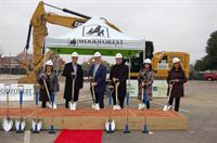 Woodforest National Bank Breaks Ground On New Mixed-Use Development and Bank Branch in Downtown Conroe