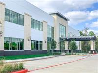 Phase 1 of Woodforest Professional Plaza now complete; first three tenants have signed leases.