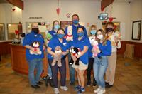 Local PetSmart stores partner with Children's Safe Harbor for a warm and fuzzy give back for victims of trauma.