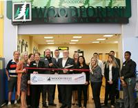 WOODFOREST NATIONAL BANK CELEBRATES 25 YEARS OF CONVENIENT IN-STORE BANKING