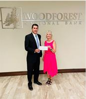 YES to YOUTH – Montgomery County Youth Services receives $30,000 from Woodforest Charitable Foundation