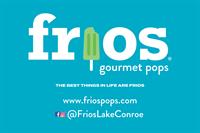 Frios Gourmet Pops - Lake Conroe
