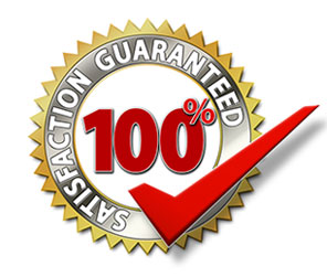 No questioned asked, we will refund or replace any ink or toner you are not satisfied.