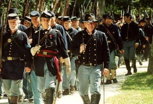 Civil War Weekend - Sep 14, 2019 to Sep 15, 2019 - Cape May