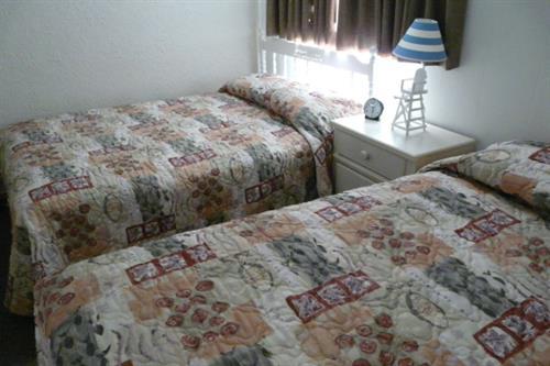 Bedroom of Two-Room Efficiency