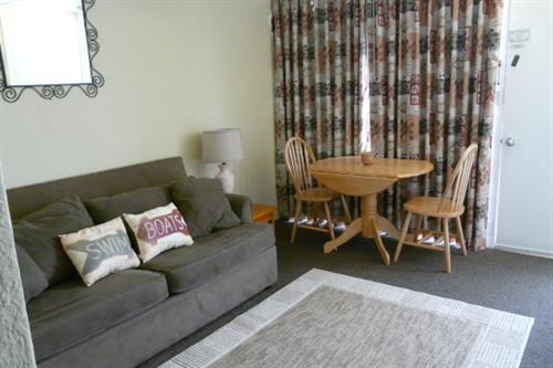 Living Room of Two-Room Efficiency