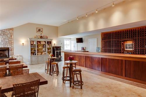 The tasting room is open daily, year-round