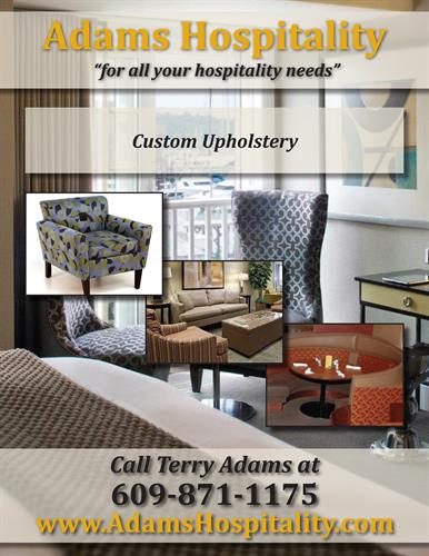 Custom Upholstery for any project