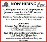 Two Mile Landing Restaurants & Marina