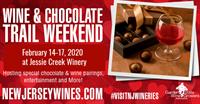 Wine & Chocolate Pairing at Jessie Creek Winery