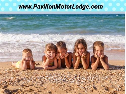 Family fun for everyone  BEACH BLOCK