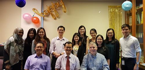2018 Audit in Singapore