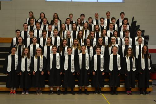Our 8th Grade Graduates