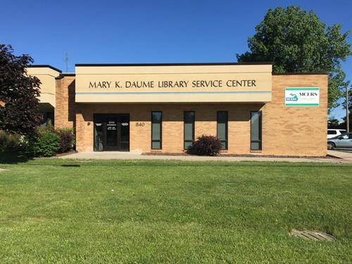 Mary K. Daume Library Service Center