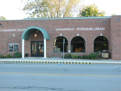 Summerfield-Petersburg Branch Library