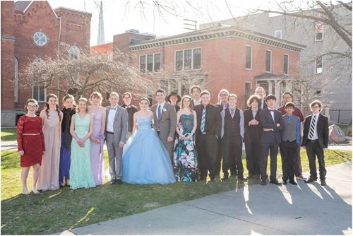 MMS High School students celebrated Prom 2018 in style.