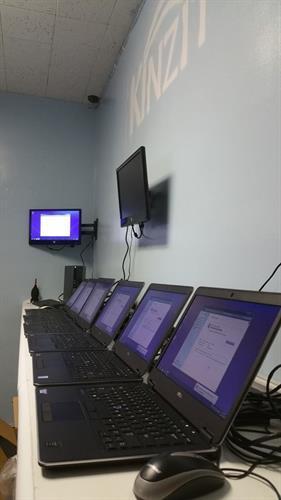 Kinzit Technologies Work