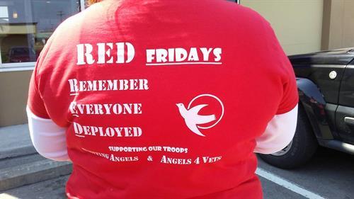 R.E.D. Fridays