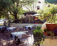 Voted Best Patio for Dining Al Fresco