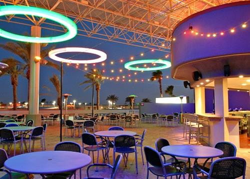 Roof Top Patio ~ for seating up to 180 guests!