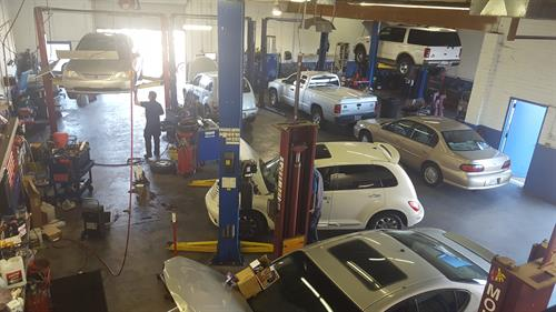 Our staff is consistently training to improve their ability to service you and your vehicle