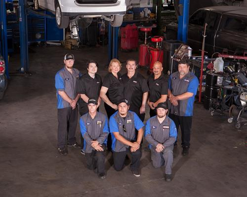 Our ASE certified technicians are excited to help you keep you vehicle in tip top condition