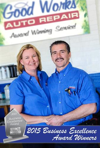 Owners Glen & RaeAnn Hayward