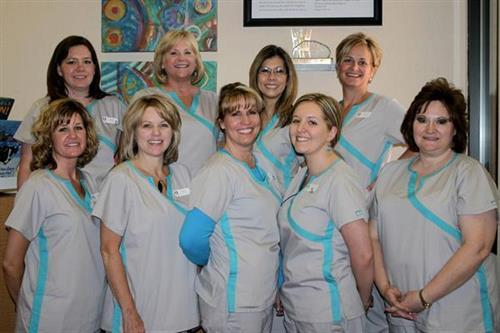 Children's Dental Village Clinical Team