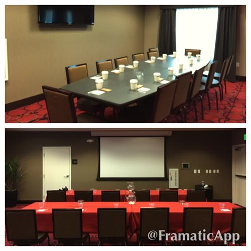788 sq.ft. of meeting room space
