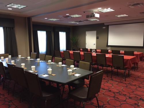 Meeting room space