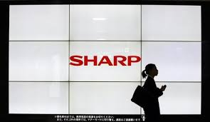 Sharp Video wall