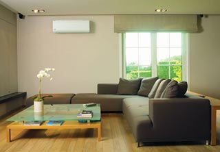 Ductless Heat Pump or Mini Split System