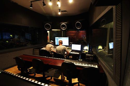 Audio Recording Suite