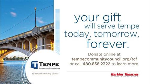 Your gift to TCF will change a generation