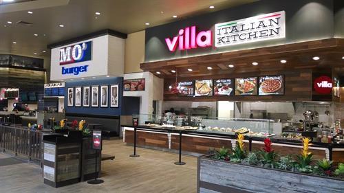 Villa Food Hall