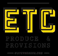 ETC Produce & Provisions Logo