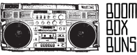 Boombox Buns Logo
