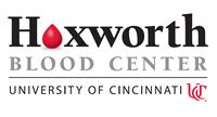 Univ of Cincinnati/Hoxworth Blood Center Logo