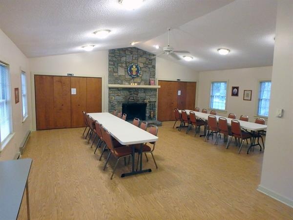 Guenther Fellowship Hall