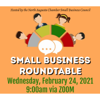 Virtual - Small Business Roundtable